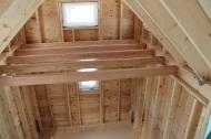 The second loft.