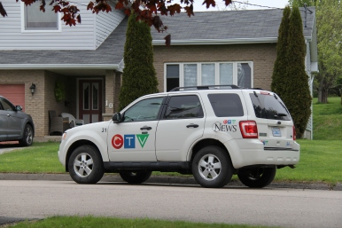 CTV is on location.